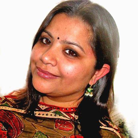 Poet Monika Kumar (India), featured on PI in December 2013. Image © Sheetal Dhadial