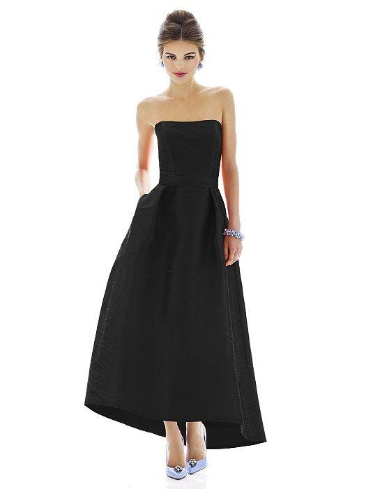 Alfred Sung Style D581 http://www.dessy.com/dresses/bridesmaid/D581/?color=black&colorid=123#.UrT9TLQnKVM