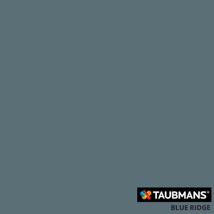 #Taubmanscolour #blueridge