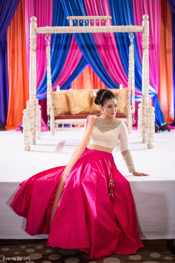 Atlanta, GA Indian Fusion Wedding by Events by SPL