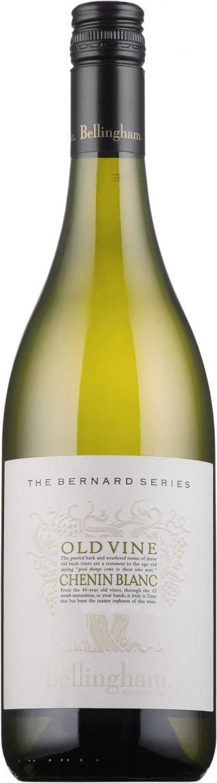 White Single Varietals #5: Bellingham  2010 Bernard Series Old Vine Chenin Blanc