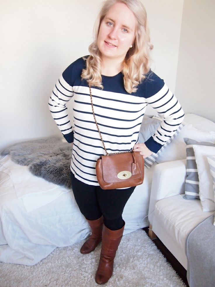 outfit, stripes, mulberry lily