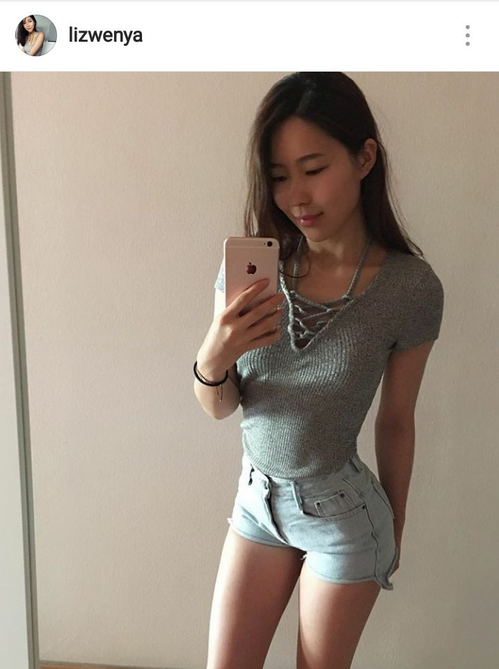 Pin On Sexy Asian Selfies-8182