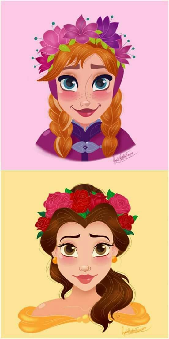 Anna and Bell