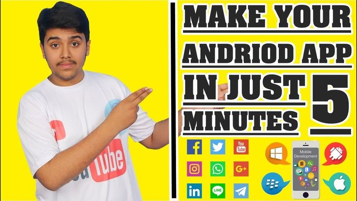 How to Make Free Andriod App : Without Coding | Urdu/Hindi | In Just 5 M...