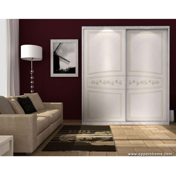 Bedroom furniture item name built in white wardrobe