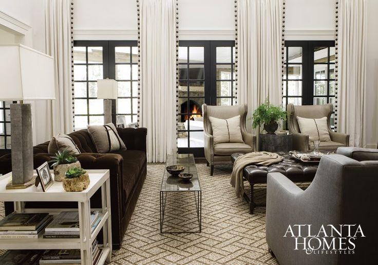 les 25 meilleures id es de la cat gorie allonger les rideaux sur pinterest rideaux en lin. Black Bedroom Furniture Sets. Home Design Ideas