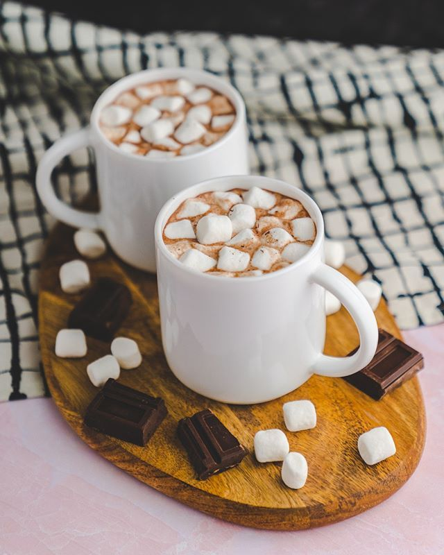 Happy Friday And Happy National Hot Chocolate Day I Think I Need More Marshmallows In 2020 Hot Chocolate Marshmallows Chocolate Day Photographing Food