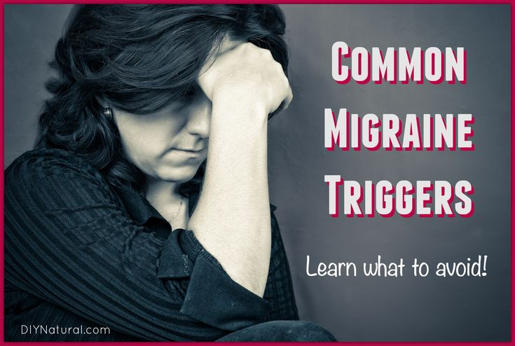 Common Migraine Triggers and How To Avoid Them