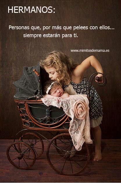 Frases hermosas #Hermanos