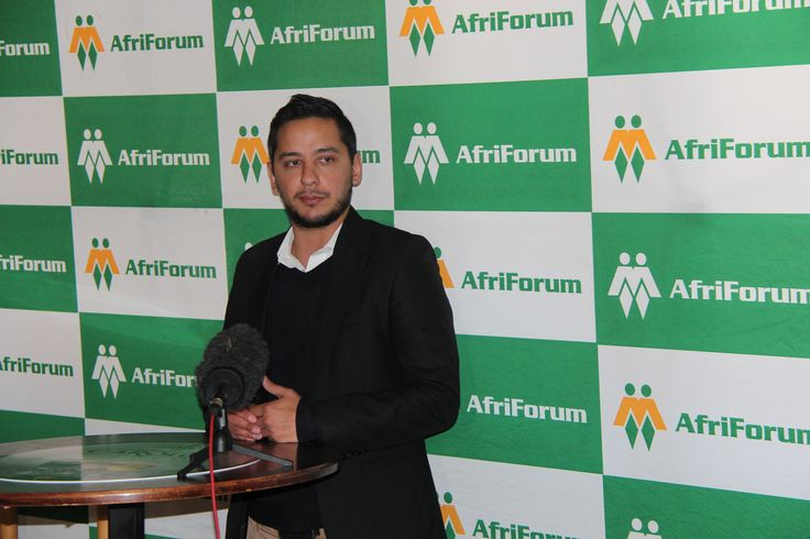 Charl Oberholzer, Communications manager at AfriForum, telling mr. Martin Coetzee's story.