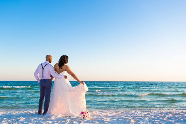 Panama City Beach Wedding And Reception Packages