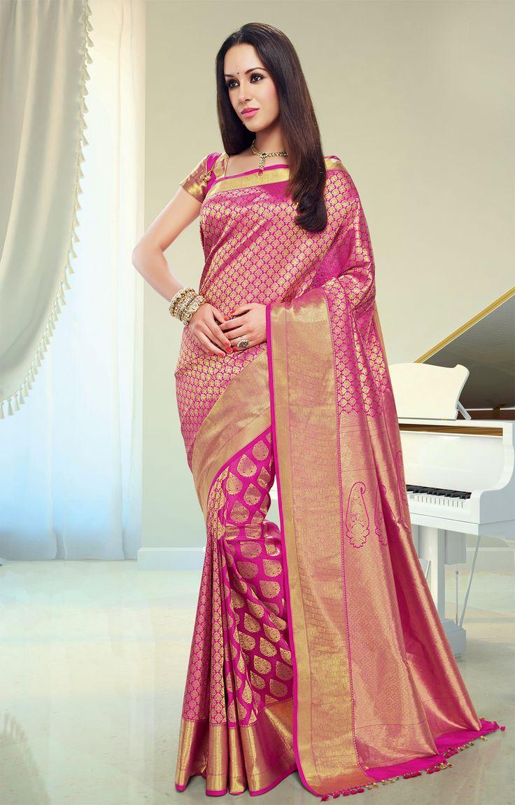Indian Silk Sarees For Wedding - Wedding collections1847 rmkv silks south indian sareesindian