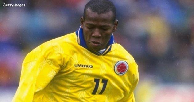 Faustino Asprilla: Jugador nacido en Tulua (Valle del Cauca). Histórico jugador de la selección Colombia.