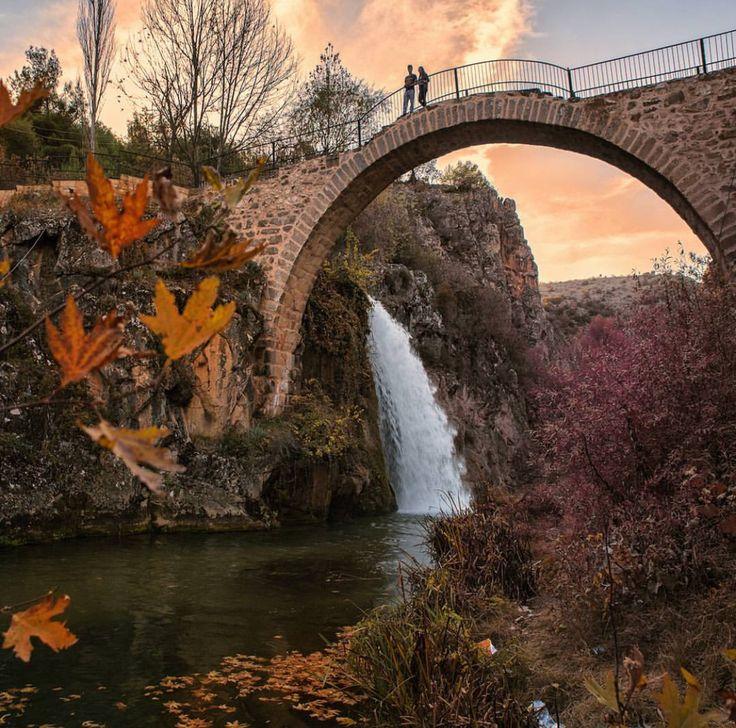 Karahallı Çılandıras Bridge, Uşak / Turkey