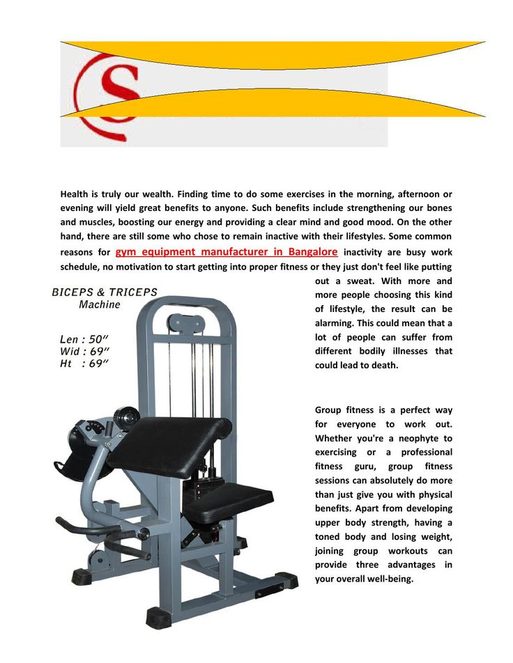 Commercial Gym Equipment in India - Buy Gym products Syndicate. Multigym