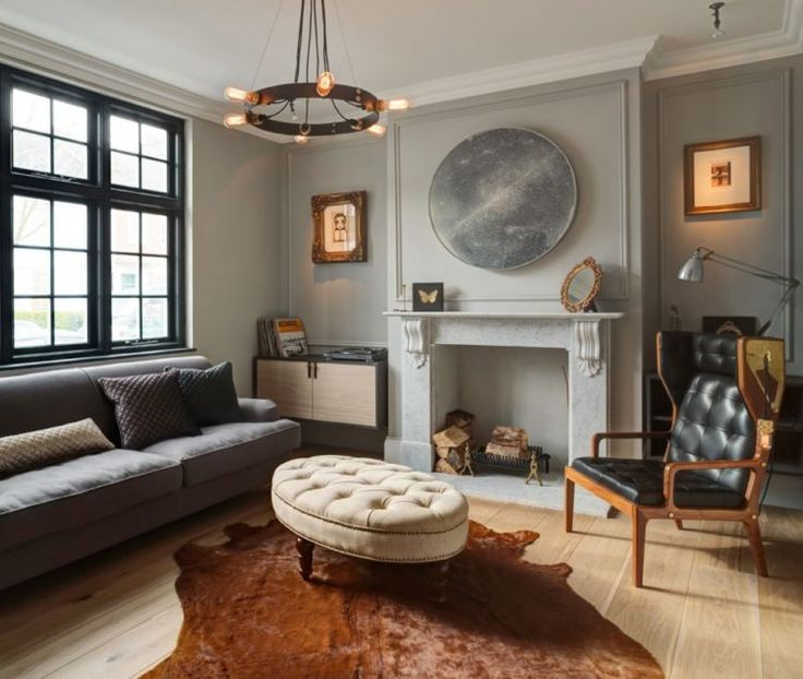Habitually Chic Beautiful In Buenos Aires: Best 25+ French Industrial Decor Ideas On Pinterest