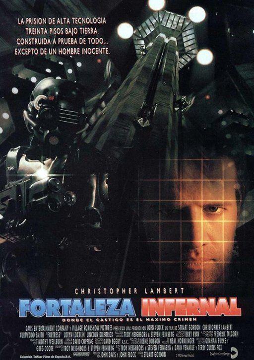 Fortaleza Infernal (1992) Título original: Fortress (Australia, EE.UU.) Género: Películas > Acción / Ciencia ficción / Thriller Director: Stuart Gordon. Duración: 95 minutos.