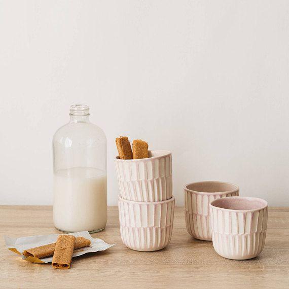 Ceramic Espresso Cup, Clay Cup, Stoneware Espresso Cup, Modern Espresso Cup, Rustic Espresso Cup, Handcrafted Mug, Rustic Tumbler, Tumbler