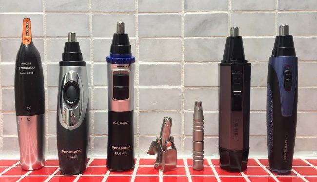 Nose Hair Trimmer - Top 5 best nose and ear hair trimmers