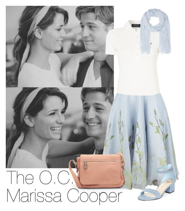 """The O.C. Marissa Cooper"" by basic-queen ❤ liked on Polyvore featuring Ted Baker, Polo Ralph Lauren, Juvia, New Look and Bill Blass"