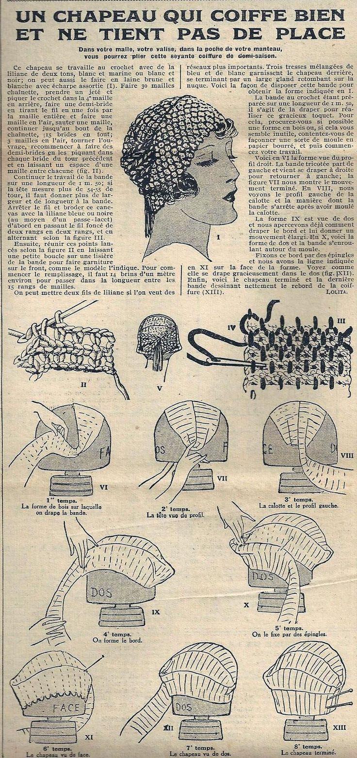 Le Petit Écho de la Mode - 17 août 1930 http://isabellurette.tumblr.com/archive