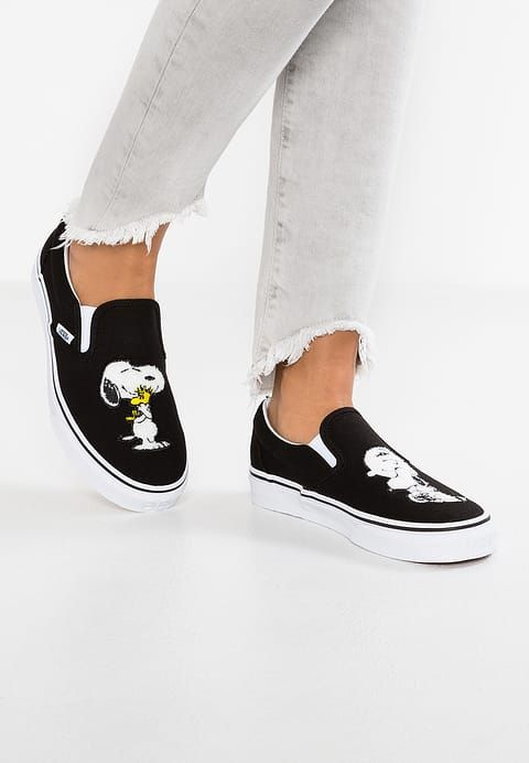 Pedir Vans PEANUTS CLASSIC SLIP-ON - Mocasines - true white por 59,95