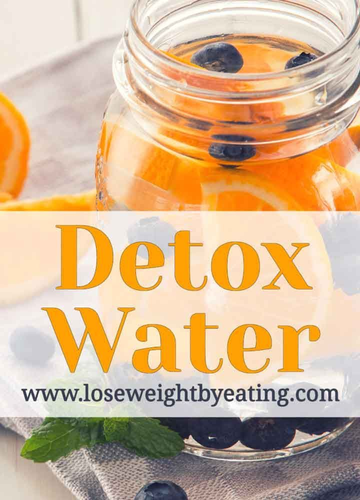 Whether you're trying to avoid sugary soda or flush toxins from your system, Detox Water is one of the best tools for fast weight loss and better health. via @tonetiki