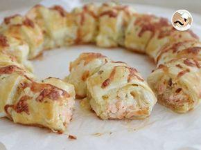 Recette Plat : Couronne de saumon et moutarde par Ptitchef_officiel