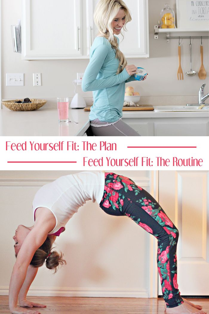 Natalie Darling Blog: Feed Yourself Fit - E-books