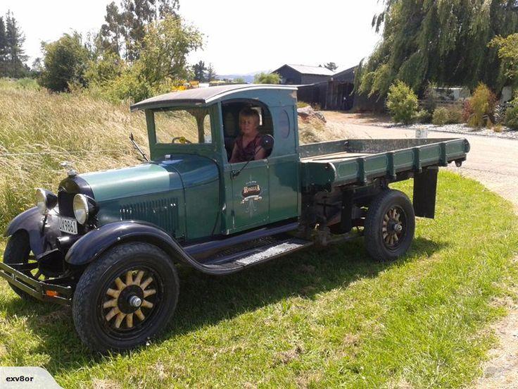 Ford Model AA 1928 Tipper