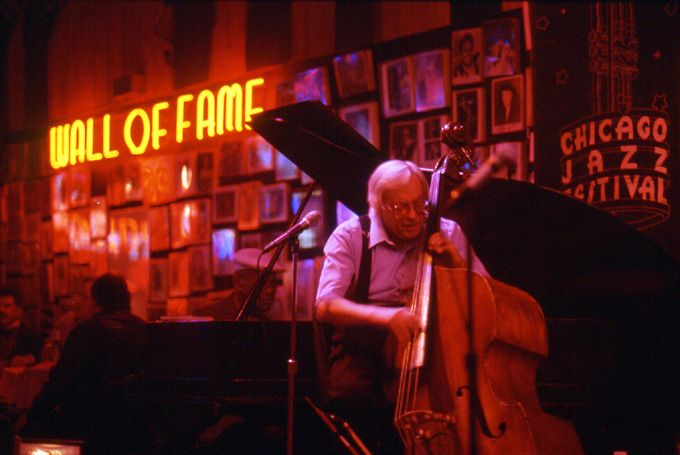 In a sea of River North nightlife, Andy's Jazz Club & Restaurant stands out with…