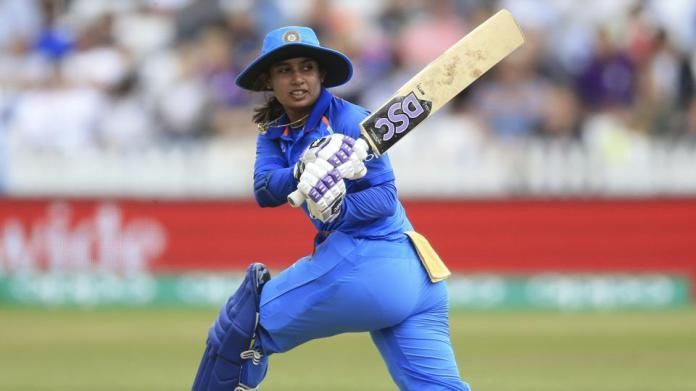 Telangana Government Presents Mithali Raj with Rs 1 crore and a land