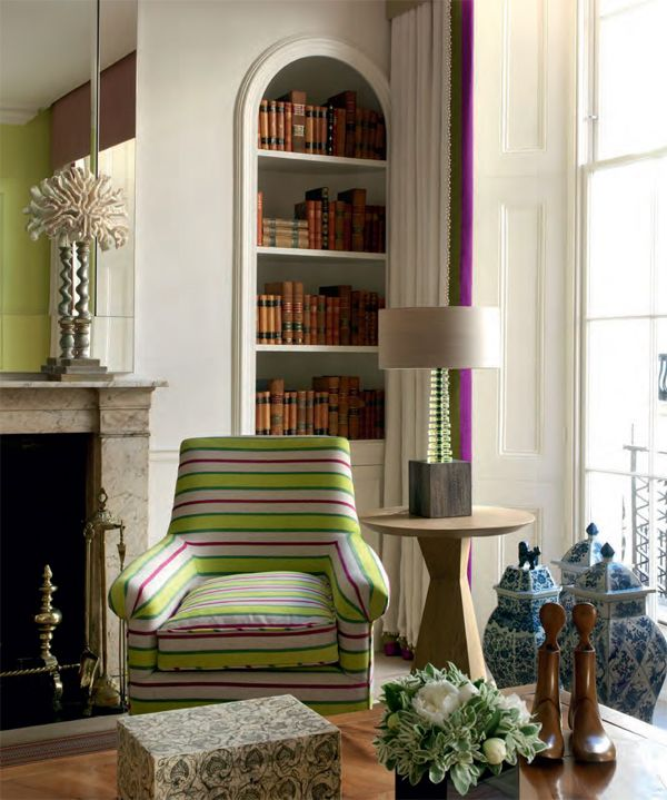 Designer Kit Kemp: Interior Designs On Pinterest