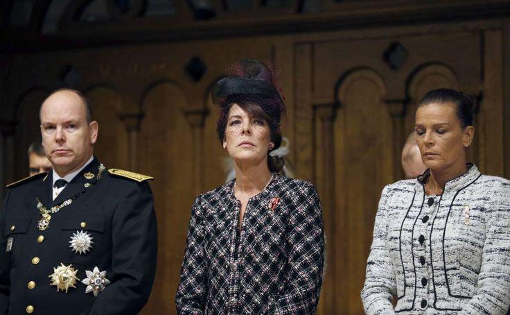 stéphanie and albert and caroline monaco | Fürst Albert empört: Film über Grace Kelly sorgt für böses blaues ...