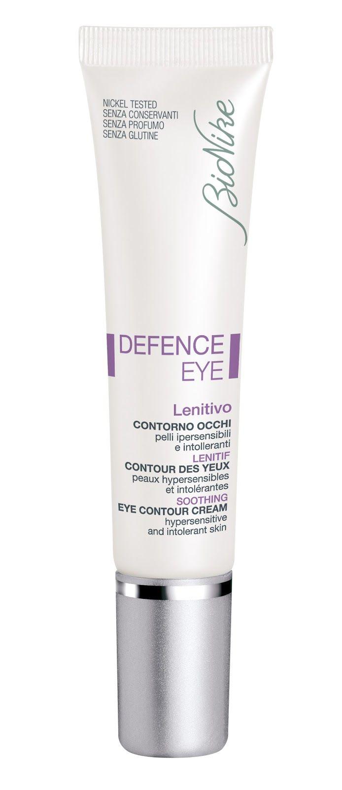Consigli di Makeup: Preview: Defence Eye - Bionike ...
