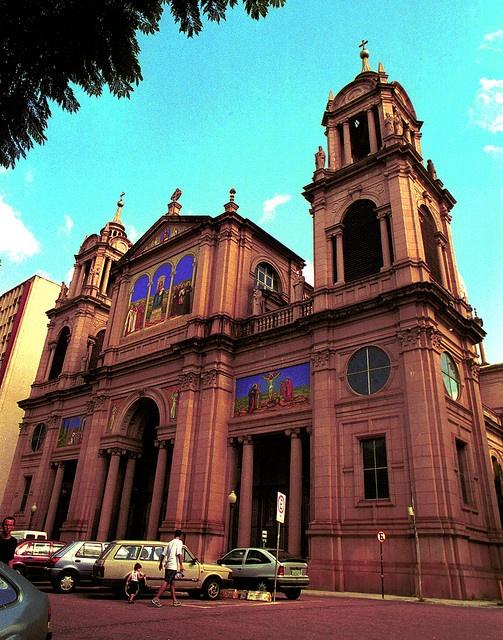 Catedral Metropolitana  Foto: Ricardo Stricher/PMPA  Homenagem da Foxter Cia. Imobiliaria   http://www.foxterciaimobiliaria.com.br