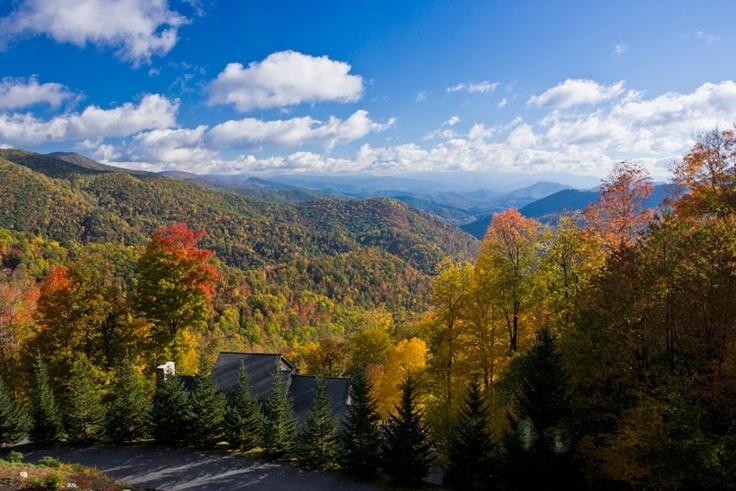 Wolf Laurel, North Carolina