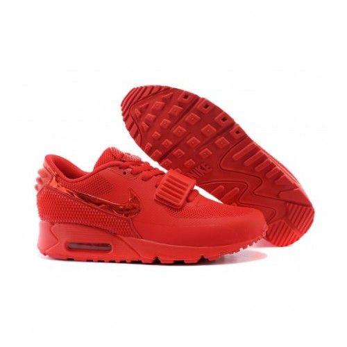 Bast 2015 Air Max 90 Air Yeezy 2 Sp Dam Herr Nike Loparskor 0004