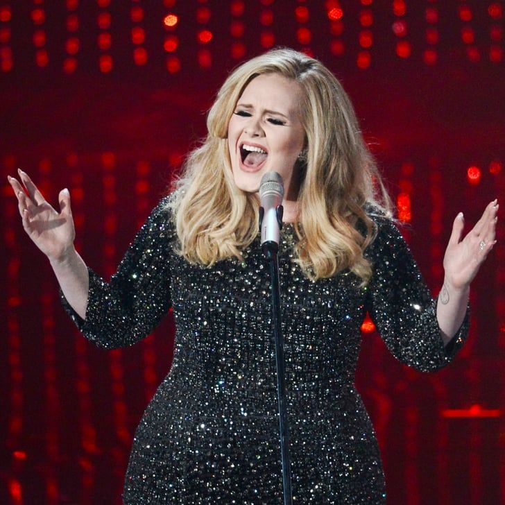 Pin for Later: Taylor Swift Was the Inspiration Behind One of Adele's New Songs