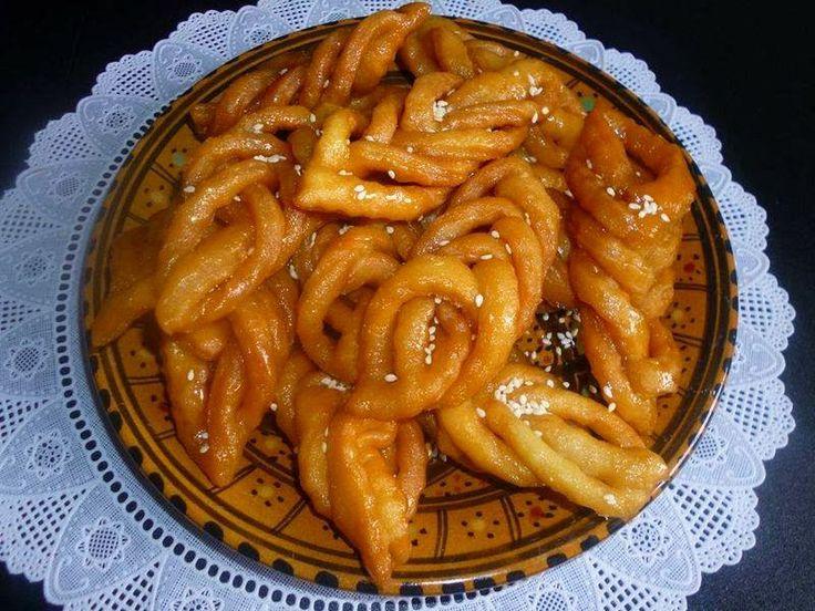 Recette de biscuit tunisien