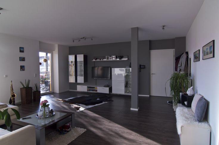 Einrichten Mit Grau Holz Alexandra Fedorova. wohnzimmer design ...