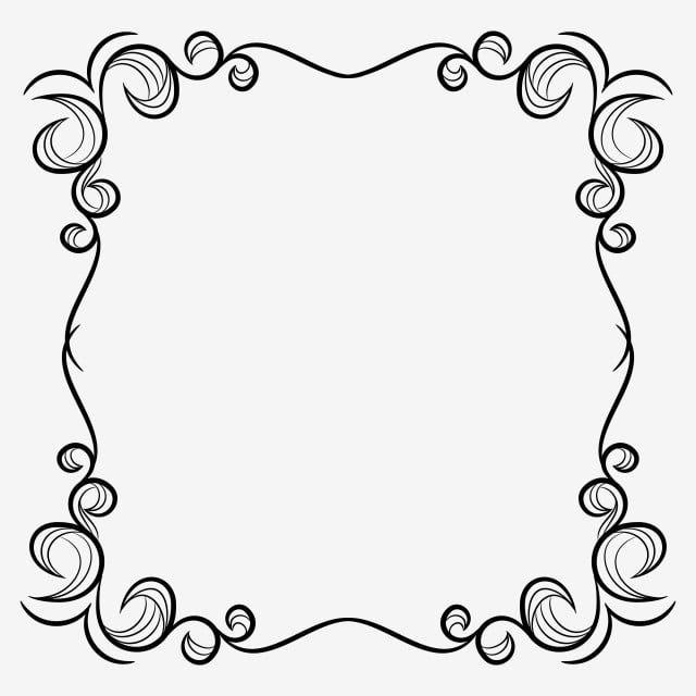 Vintage Frame Background Frame Vintage Background Png And Vector With Transparent Background For Free Download In 2020 Frame Border Design Vintage Frames Gold Circle Frames