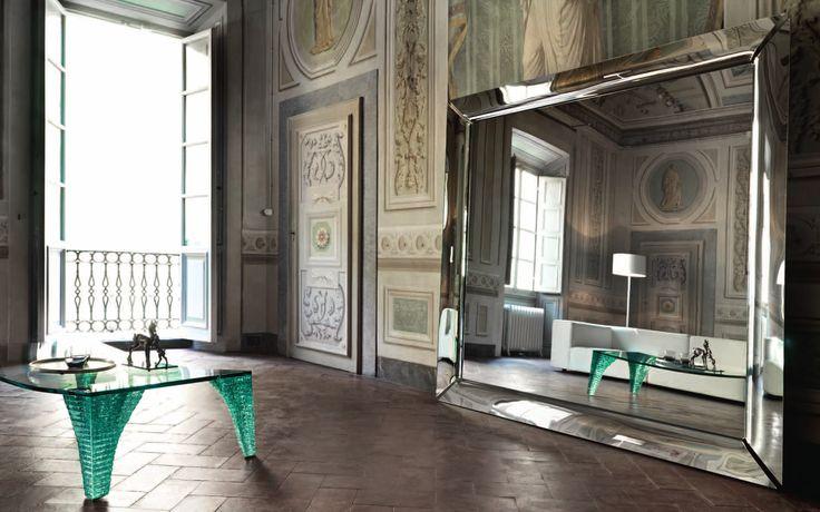 Caadre Mirror by Philippe Starck | Fiam Italia