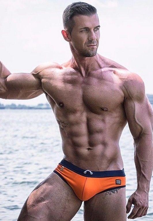 Bikini boy man man model swimsuit — img 12
