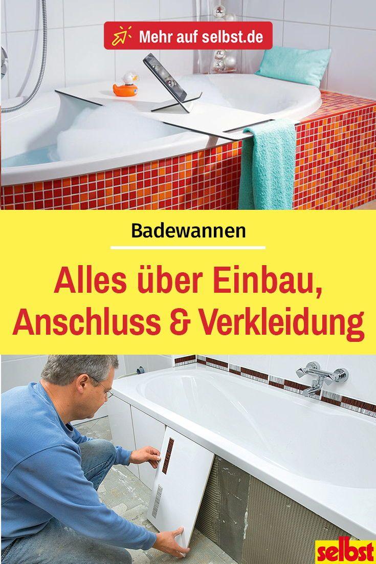 Badewanne In 2020 Badewanne Bad Einrichten Wc Renovieren