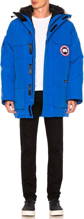 Men's winter parka #ad