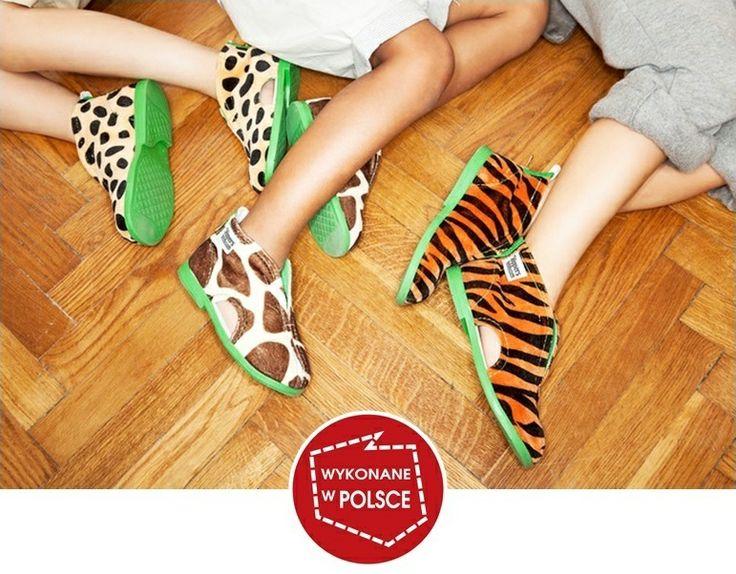 Kapcie z serii Slipers Family: Nature Foot są tworzone w Polsce! :) Sprawdźcie nasze kolekcje na www.SlippersFamily.com