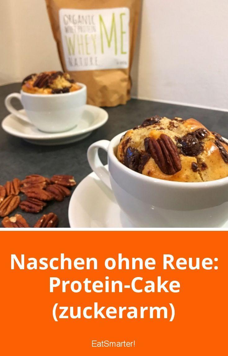 Was auf eine Protein-Diät zu naschen