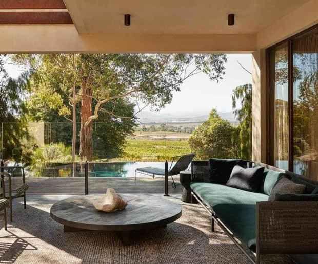 Beautiful Landscape Inspired Interiors In The Yarra Valley Mecc Interiors Inc Australian Interior Design Interior Design Awards Australian Homes